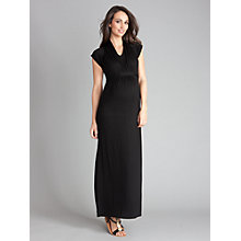 Buy Seraphine Bonnie Maxi Dress, Black Online at johnlewis.com