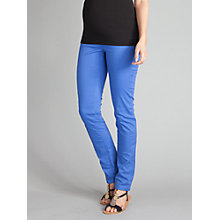 Buy Seraphine Jennifer Skinny Trousers, Blue Online at johnlewis.com