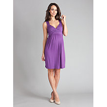 Buy Seraphine Justine Dress, Purple Online at johnlewis.com