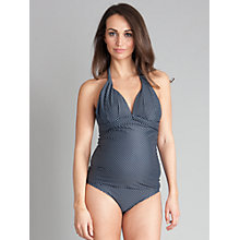 Buy Séraphine Lila Swimsuit, Navy Online at johnlewis.com