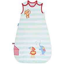 Buy Grobag Sleepy Circus Baby Sleeping Bag, 1 Tog, Multi Online at johnlewis.com