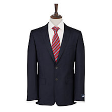 Buy Aquascutum Pritchard Superfine Jacket, Navy Online at johnlewis.com