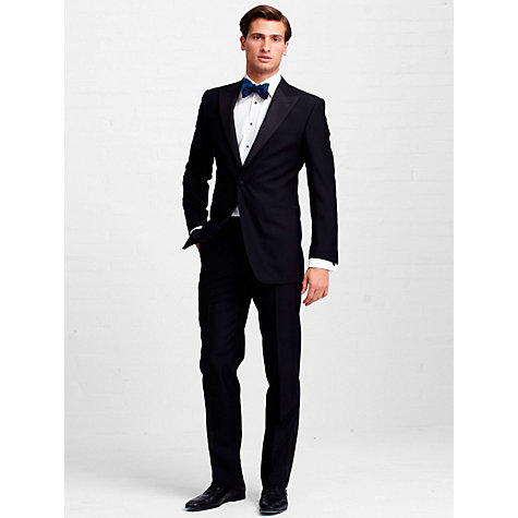 Buy Thomas Pink Dickens Dress Suit, Black Online at johnlewis.com