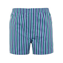 Buy Thomas Pink Hunter Stripe Boxers Online at johnlewis.com