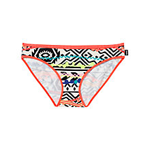 Buy Bonds Tribal Print Hipster Briefs, Multi Online at johnlewis.com