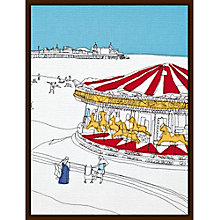 Buy Gillian Bates - Merry Go Round Online at johnlewis.com