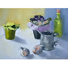 Buy Lindy Dunbar - Still Life with Garlic Online at johnlewis.com