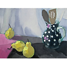 Buy Lindy Dundar - Spotty Jug Lemon Online at johnlewis.com