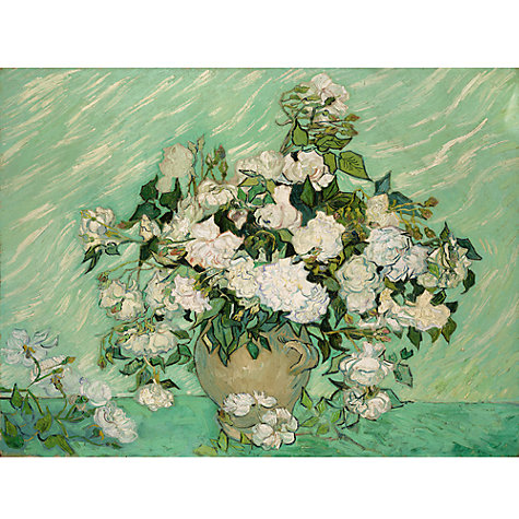 Buy Van Gogh - Roses Online at johnlewis.com