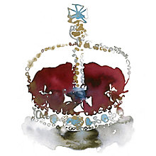 Buy Bridget Davies - Red Crown Online at johnlewis.com