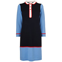 Buy Boutique by Jaeger Colour Block Dress, Multi Online at johnlewis.com