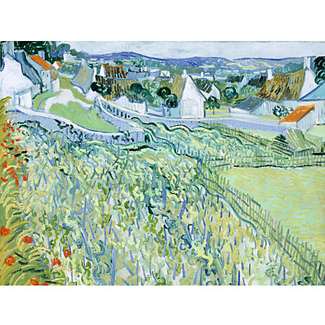 Buy Van Gogh - Vineyards with a View of Auvers Online at johnlewis.com