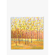 Buy Libby Smart - Yellow and Green Trees Online at johnlewis.com