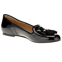 Buy John Lewis Patent Leather Tasseled Slipper Loafers Online at johnlewis.com