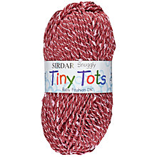 Buy Sirdar Snuggly Tiny Tots DK Yarn, 50g Online at johnlewis.com