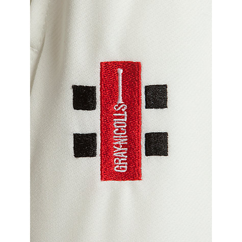 Buy Gray-Nicolls Matrix Cricket Trousers, Ivory Online at johnlewis.com
