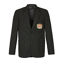 Buy City of London School (EC 4) Boys' Blazer, Black Online at johnlewis.com