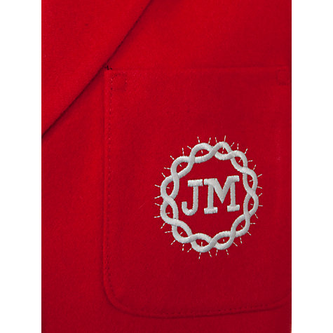 Buy Thornton College Girls' Blazer, Red Online at johnlewis.com