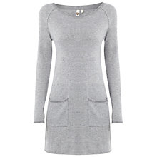 Buy White Stuff Cupcake Tunic Dress, Lotus Grey Online at johnlewis.com