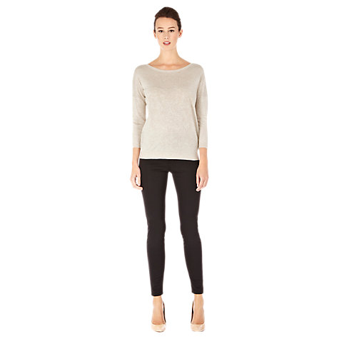 Buy Warehouse Bead Front Jumper Online at johnlewis.com