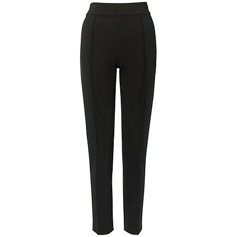 Buy Fenn Wright Manson Fliss Trousers, Black Online at johnlewis.com