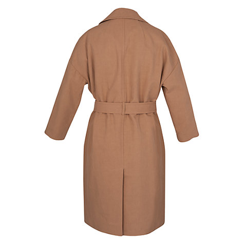 Buy French Connection Fair Lady Trench Coat, Sand Online at johnlewis.com