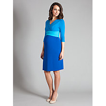 Buy Seraphine Adelaide Dress, Blue Online at johnlewis.com