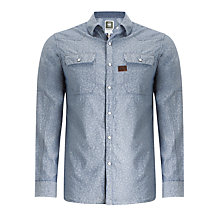 Buy G-Star Raw Clean Duty Denim Shirt Online at johnlewis.com