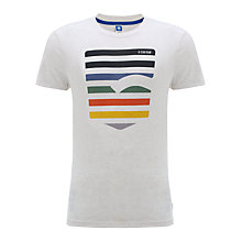 Buy G-Star Raw Coppi Graphic Short Sleeve T-Shirt Online at johnlewis.com