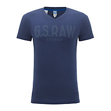 Buy G-Star Raw Hinault Short Sleeve T-Shirt Online at johnlewis.com