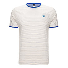 Buy G-Star Raw Stripe Short Sleeve T-Shirt Online at johnlewis.com
