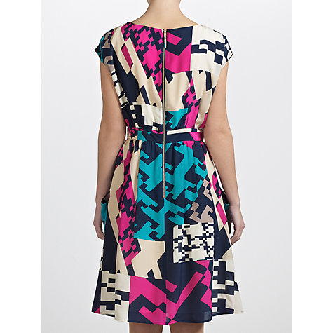 Buy COLLECTION by John Lewis Anika Geo Print Dress, Multi Online at johnlewis.com