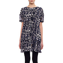 Buy Whistles Animal Drawstring Dress, Multi Online at johnlewis.com