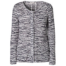 Buy Gérard Darel Round Neck Cardigan, Navy Online at johnlewis.com