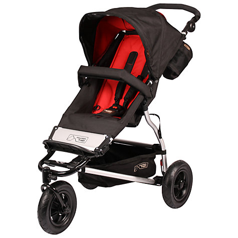 Buy Mountain Buggy Swift Buggy, Chilli Online at johnlewis.com