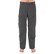 Buy The North Face Men's Paramount Convertible Trousers, Grey Online at johnlewis.com