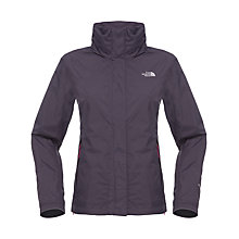 Buy The North Face Women's Resolve Jacket, Purple Online at johnlewis.com