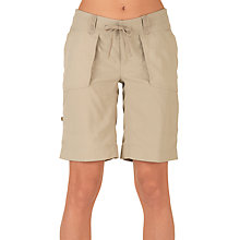 Buy The North Face Women's Horizon Sunnyside Shorts, Beige Online at johnlewis.com