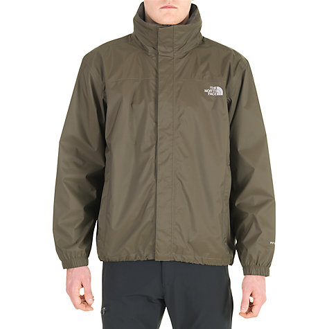 Buy The North Face Resolve Jacket, Green Online at johnlewis.com