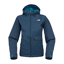 Buy The North Face Cordelette Jacket, Blue Online at johnlewis.com