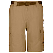Buy The North Face Paramount Cargo Shorts, Khaki Online at johnlewis.com