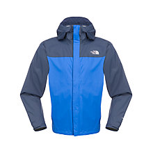 Buy The North Face Men's Venture Jacket, Navy/Blue Online at johnlewis.com