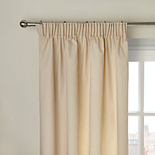 Buy John Lewis Panama Lined Pencil Pleat Curtains Online at johnlewis.com