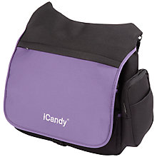 Buy iCandy Peach Jogger Changing Bag Online at johnlewis.com