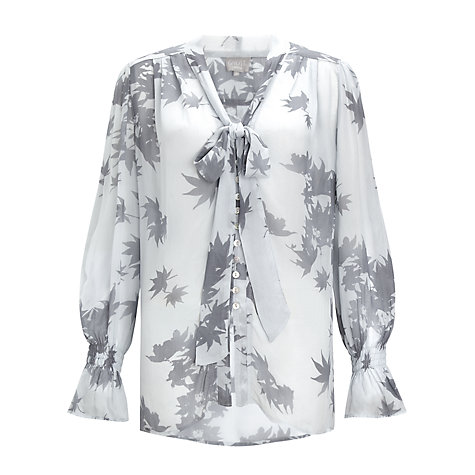 Buy Ghost Faith Top, Grey Online at johnlewis.com