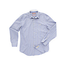 Buy Thomas Pink Ryton Stripe Shirt, Blue Online at johnlewis.com