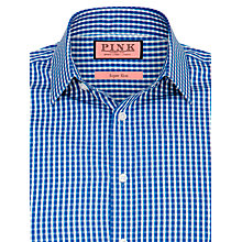 Buy Thomas Pink Peregrine Check Shirt Online at johnlewis.com