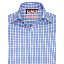 Buy Thomas Pink XL Sleeves Maynard Check Shirt Online at johnlewis.com