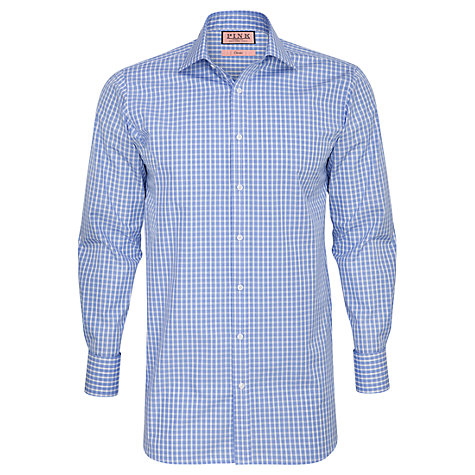 Buy Thomas Pink Maynard Check Shirt Online at johnlewis.com