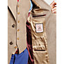 Buy Thomas Pink Whitacre Jacket, Brown Online at johnlewis.com